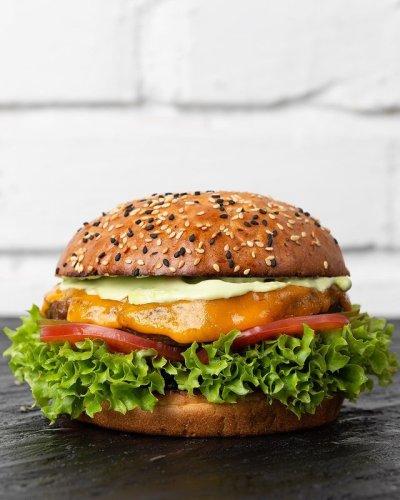 Salden's burger